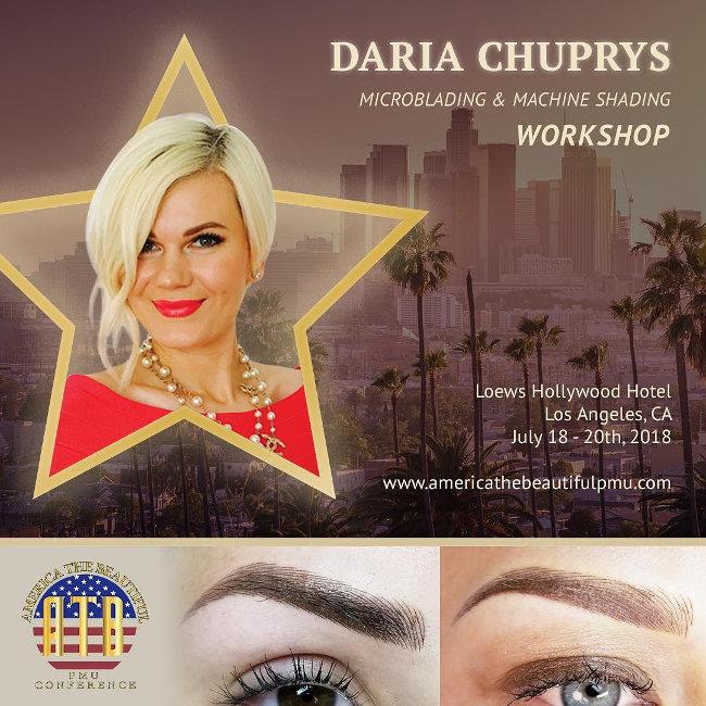 Daria Chupry